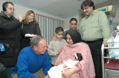 MediSys Health Network Welcomes Its First Babies of the New